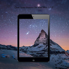 Lention AR Crystal High Definition Scratch Resistant Screen Protector Film For iPad Mini 1 2 3