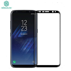 3D Arc Edge 9H MAX Full Coverage AGC Glass Screen Protector for Samsung Galaxy S8 Plus 6.2