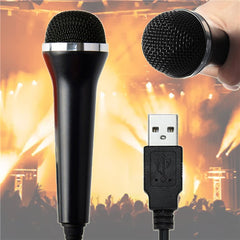 Universal USB Wired Microphone for PS4 Xbox One PS3 PS2 XBOX 360 PC