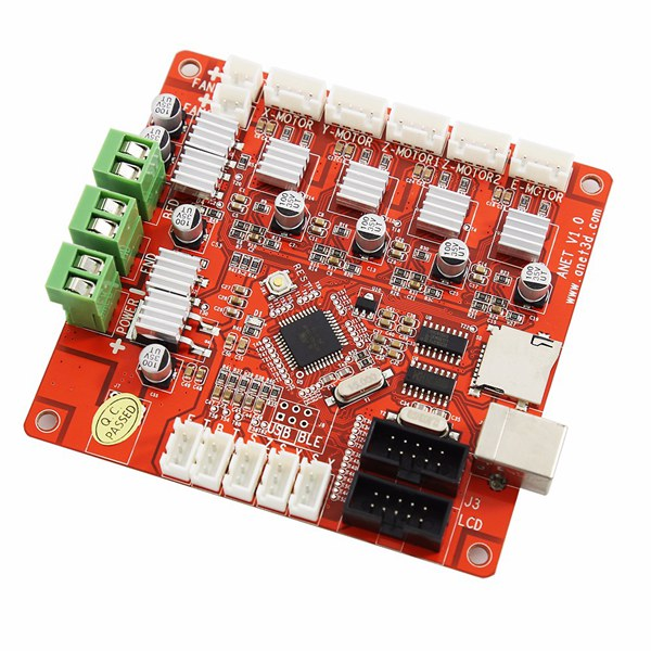 3D Printer Mainboard Anet V1.0 For Reprap Mendel Prusa Control Motherboard