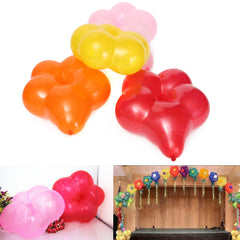 20pcs Flower Shape Latex Balloon Balloons Wedding Valentine Party Decoration