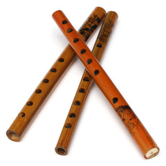 Traditional 6 Hole Bamboo Flute Clarinet
