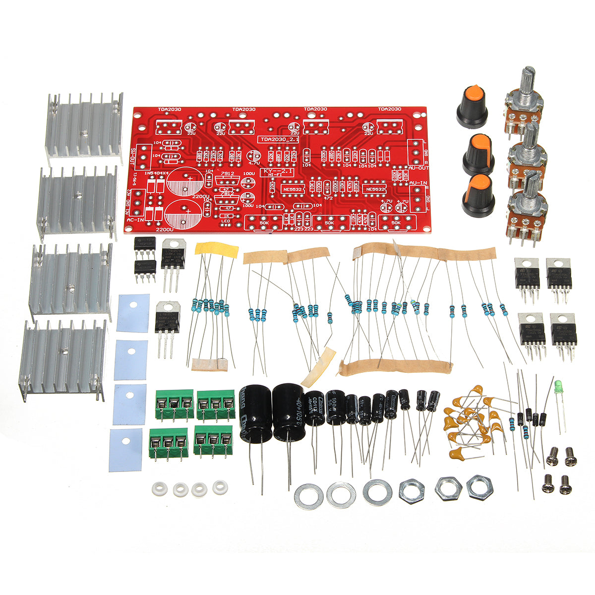 12v Boost To 32vdc 180w Power Supply Inverter Tl494 Irfz44n For Details About Ka2284 Integrated Circuit Diy 30w Tda2030 Audio Amplifier Board Dual Tracks Subwoofer Kit