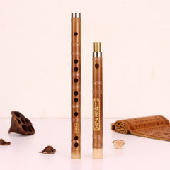 Chinese Musical Instrument G F key Bamboo Flute For Beginner