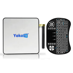 US YOKATV KB2 Amlogic S912 2GB RAM 32GB ROM TV Box with I8 White Backlit Airmouse