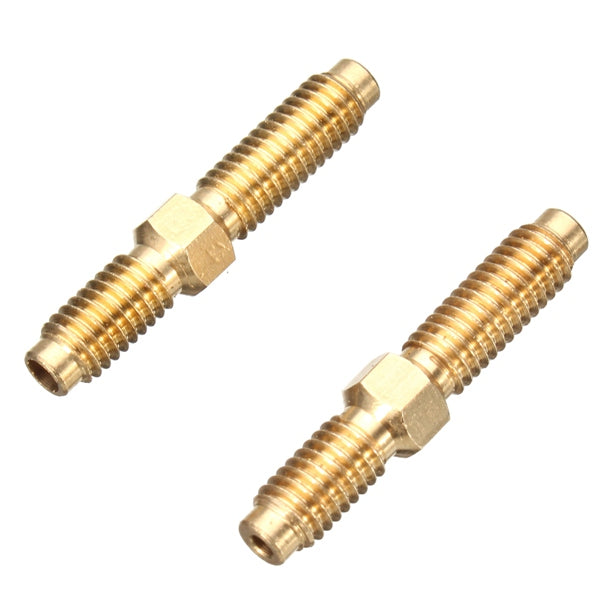1Pcs 1.75MM-3MM MG Plus RepRap Copper Pipes M6 For 3D Printer