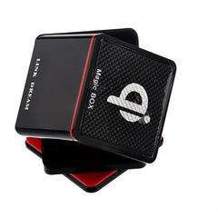 QI 340 Degree Rotation Wireless Charger Magic Box Car Holder For iPhone Smartphone Smart Watch