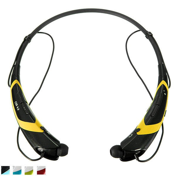 HBS-760 Wireless Bluetooth V4.0 Hand-Free Sport Stereo Headphone A2DP