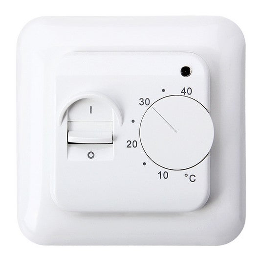 Wil je alles weten over QG0011601 110V-230V Electric Floor Heating Temperature Controller? Hier lees je alles over Electronics Professional Tools