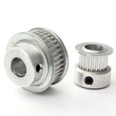 20/36T 8mm Bore 6mm Width GT2 Aluminum Timing Pulley For 3D Printer