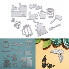 1 Set Cutting Dies Stencil Sewing DIY Scrapbooking Paper Card Creative Album Tool