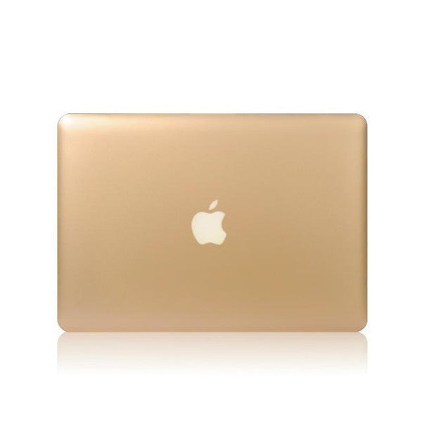 Plastic Hard Case Solid Laptop Protective Cover Skin For MacBook Retina 15.4 Inch