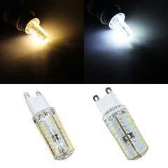 G9 3W White/Warm White 72 SMD 3014 Dimmable LED Corn Light Bulbs 220-240V