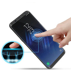 3 Packs HD Clear Full Screen Coverage Scratch Resistant TPU Screen Protector For Samsung Galaxy S8/S8 Plus