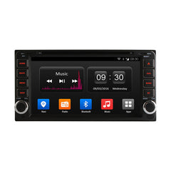 Ownice C300 OL-7699T Quad Core Android 4.4 Car DVD Player GPS Universal 2 Din TV Radio 16G ROM