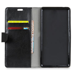 Flip Crystal Pattern Wallet Card Slot With Stand PU Leather Full Body Case For DOOGEE BL5000