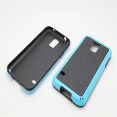 Dual Color TPU PC Protective Back Case For SAMSUNG Galaxy S5 G900