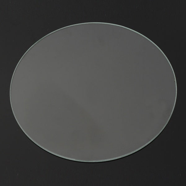 220mm x 3mm 3D Printer Borosilicate Glass Build Plate For Heated Bed Prusa -Kossel -Rostock -Delta