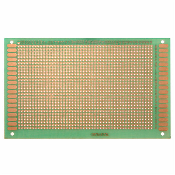 150x90mm Universal Single Side PCB Board Rectangle DIY Prototyping Circuit Board
