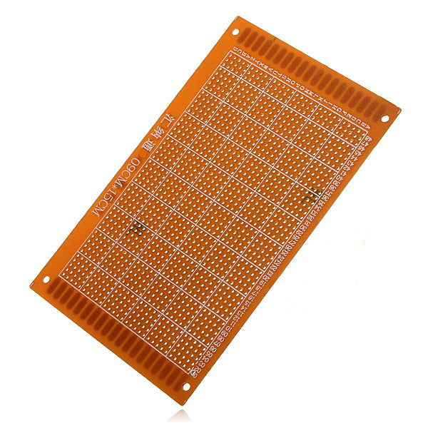 1 Pc 9 x 15cm PCB Prototyping Printed Circuit Board Breadboard