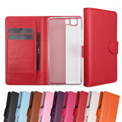 Mohoo PU Flip Leather Cover Wallet Slot Pocket Stand Case For Doogee X5 X5 Pro