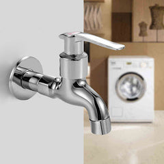 Washing Machine Faucet Mop Pool Sink Tap Wall-mounted Single Handle Cold Water Faucet