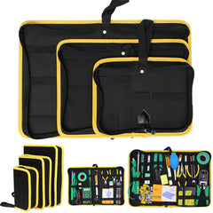 Heavy Duty Repair Tool Zip Case Organizer Tool Storage Bag in Handy S/M/L