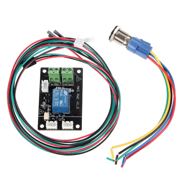 3D Printer MKS PWC Controller Board Automatic Shutdown Support Marlin Smoothieware