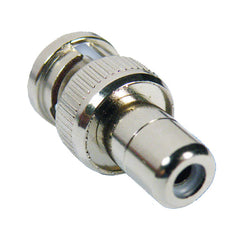 RCA Female to BNC Male Connector Adapter Coax Cable