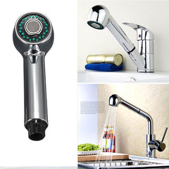 Replacement Pull Out Faucet Spray Pressurized Shower Head
