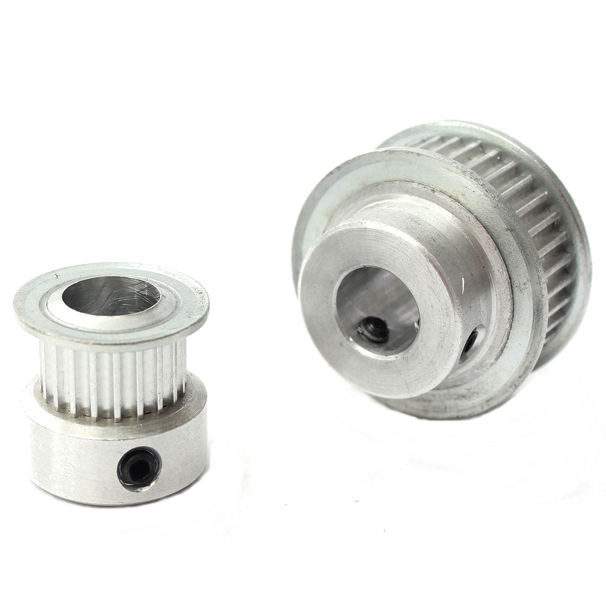 20-36T 8mm Bore 6mm Width GT2 Aluminum Timing Pulley For 3D Printer