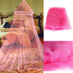 Suspended Ceiling Lace Bed Netting Canopy Soft Dome Bedding Mosquito Net
