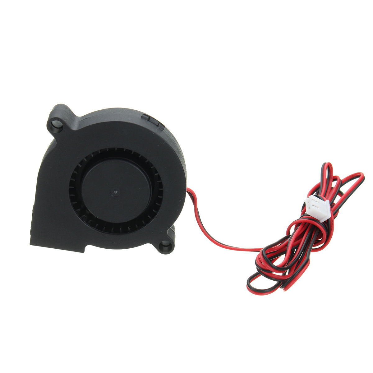 DC 12V 2 Pin 0.13A 50mm Brushless Turbine Blower Cooling Fan for 3D Printer
