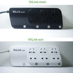 Wilink Intelligent Socket Smart Wireless Control Switch For iPhone