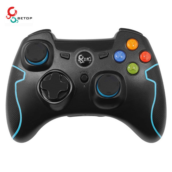 Betop BTP-2282 Wireless Smart Game Controller Backlight Button Control For PC for PS3 For Android