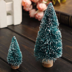 Mini Christmas Tree Home Wedding Decoration Supplies Artificial Tree Multi-sizes