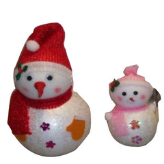 Snowman With Snowflakes Christmas Xmas Decoration Deferent Size