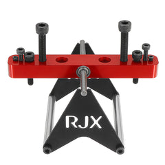 RJX Main Blades Propeller Balancer Red For RC Helicopter