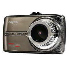 Anytek G66 1080P Touch Screen Full HD Double Lens Car DVR Night Vision 160 Degree Angle Car Camera