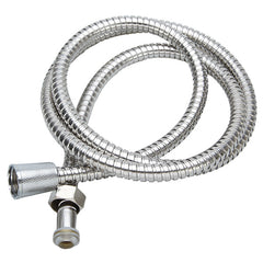1.3m Flexible Stainless Steel Chrome Shower Head Bathroom Water Hose