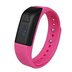 Iwown I5 Bluetooth Bracelet Anti-Theft Healthy WristWatch For IOS