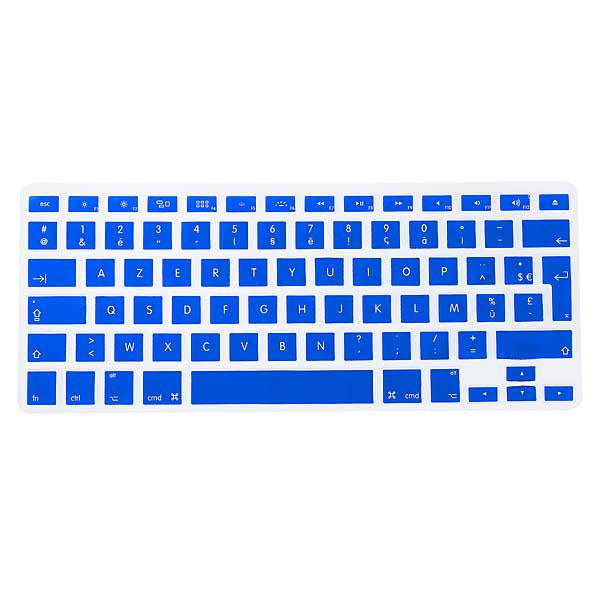 UK-EU Silicone Keyboard Cover Protector Skin Film For Macbook