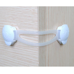 4Pcs Baby Kids Child Toddler Safety Locks Protector for Fridge Drawer Door Cabinet Cupboard