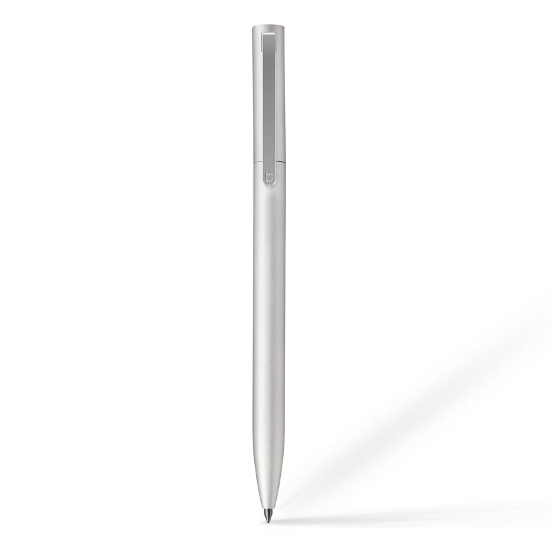 Wil je alles weten over Original Xiaomi Mijia Metal Smooth Switzerland Black Refill MiKuni Japan Ink 0.5 Signing Pen Silver? Hier lees je alles over Office & School Supplies Stationery Supplies