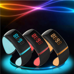Iring OLED Bluetooth 3.0 Hands-free Smart Wristband Watch