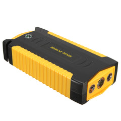 82800mAh 4 USB Car Jump Power Bank Portable Starter Pack Booster Battery Emergency Charger