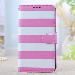 Rainbow Flip Wallet PU Leather Case For Samsung NOTE3 N9000