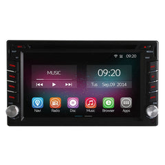Ownice C200 OL-6666B 6.2 inch Car GPS Navigation DVD Multimedia Player 2GB RAM Quad Core Bluetooth Android
