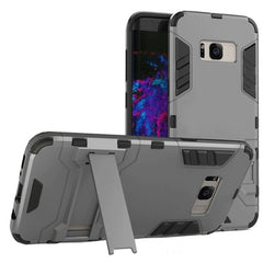 Armor Kickstand Hybrid PC+TPU Case For Samsung Galaxy S8 Plus