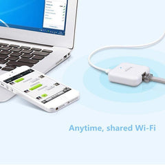 Yoobao YB-801 Wireless Mini Router 3g Wi-Fi Router For iPhone PC